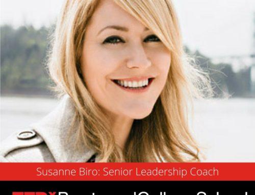 TEDx Talk: Leadership. Lessons Learned in a Barbershop